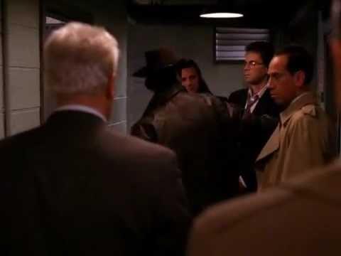Twin Peaks S02E09  Leland Palmer Bob