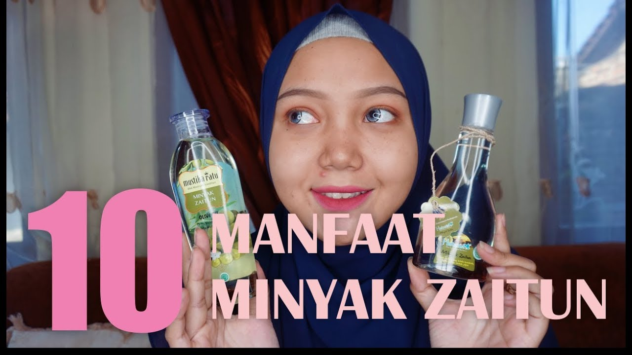 10 Manfaat Minyak Zaitun Untuk Kecantikan Wajah Bisa Mencerahkan Youtube