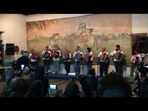 Concertinas no palco de Alcanhões 2017