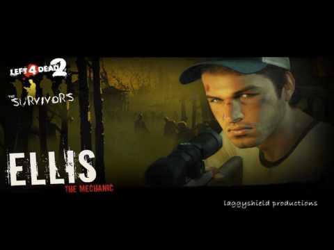 Left 4 Dead 2 - Ellis