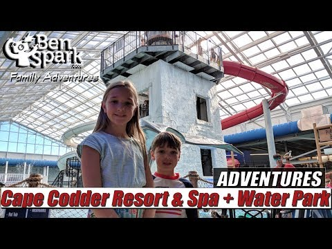Cape Codder Resort & Spa + Water Park Review