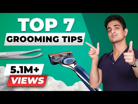 How To Look HANDSOME - Top 7 Tips | Indian Male Grooming 101 | BeerBiceps