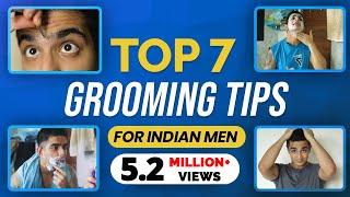 How to look HANDSOME - Top 7 tips | Indian Male Grooming 101 | BeerBiceps