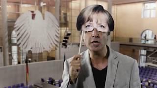 Oli's WM Studio 2018:  Heute im Interview Angela Merkel