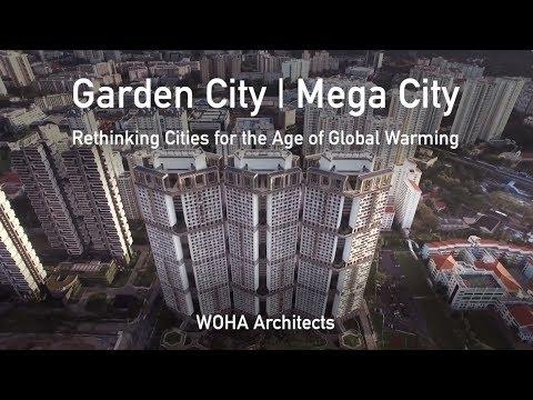 """Exhibition: """"Garden City Mega City,"""" WOHA Architects, NYC"""
