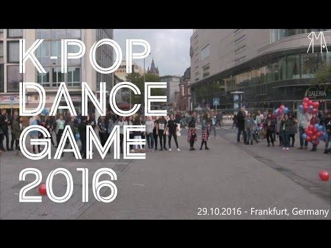 K-Pop Dance Game 2016 - Day 1