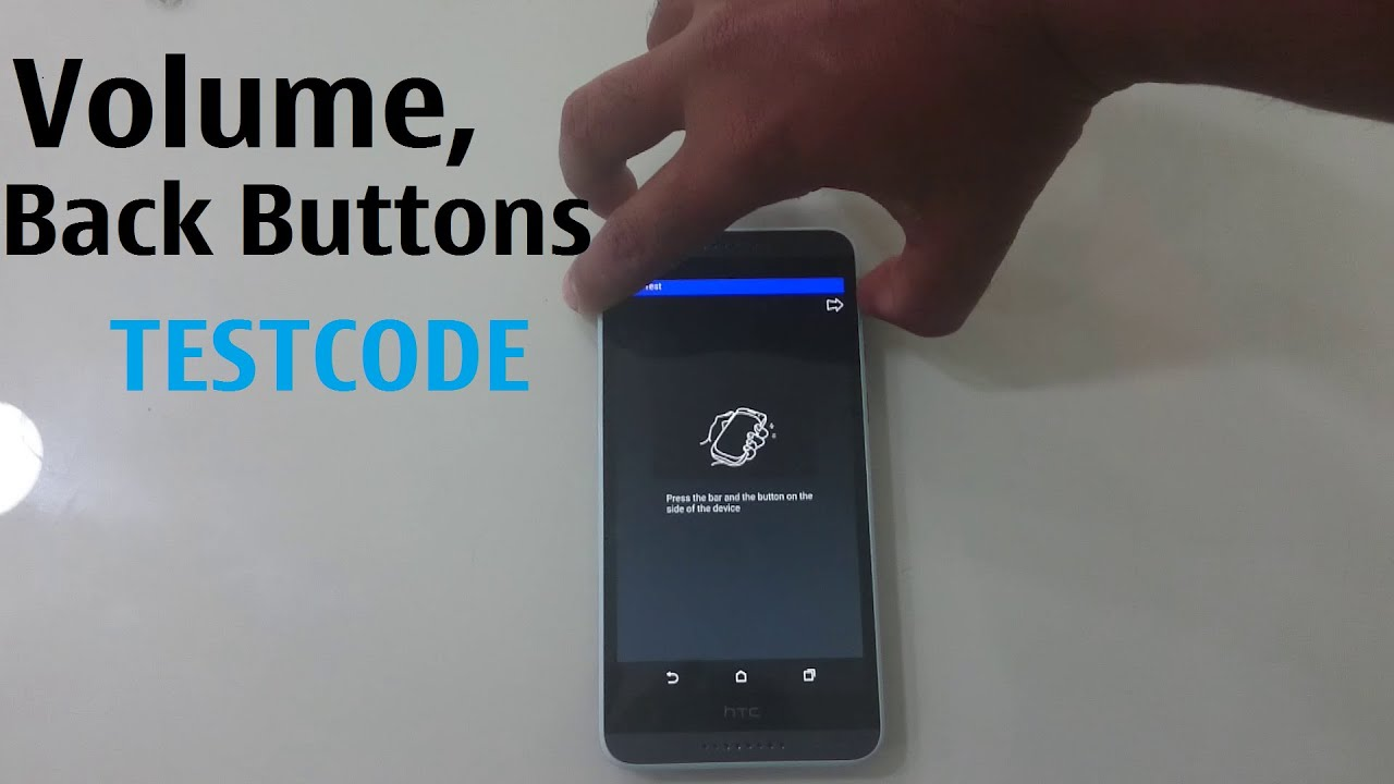 how to change volume button on htc 8