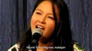 Lei Bautista On Gospel Jam