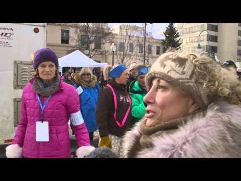 Lisa and DeeDee Jonrowe | Lisa Murkowski for U.S. Senate | Alaska