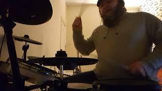 Talking Heads - Psycho Killer (drum cover)