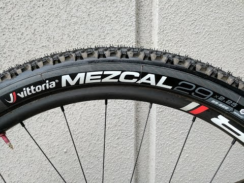 Vittoria Mezcal Tire Review