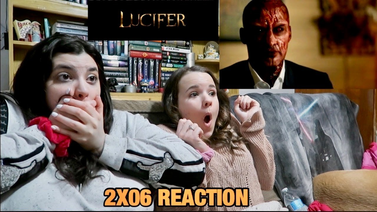 Download LUCIFER 2X06 REACTION