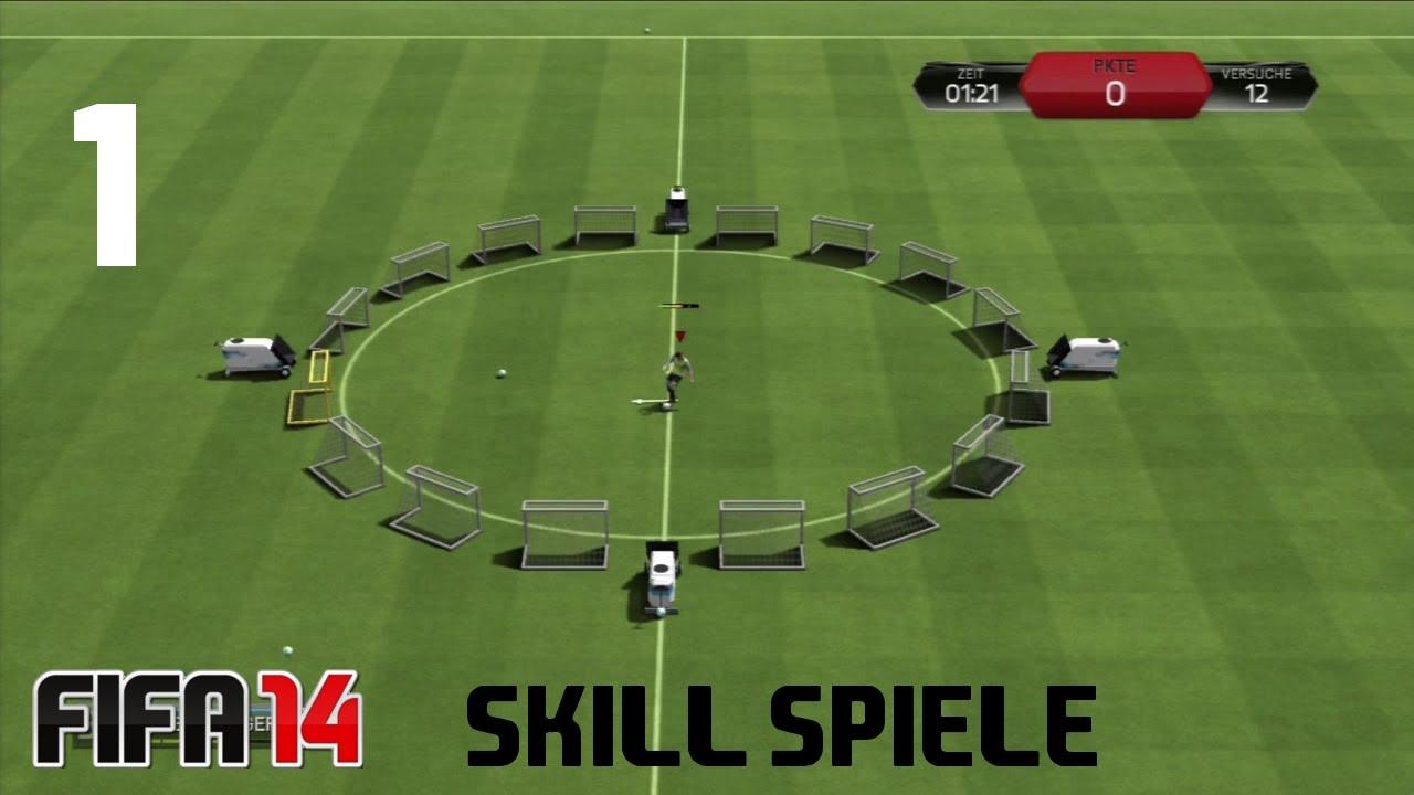 Skill Spiele