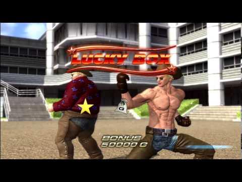 Nordig Tekken League Division 3: Roelme - Haxtacy