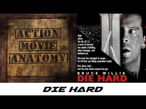Die Hard (Bruce Willis, Alan Rickman) Review | Action Movie Anatomy