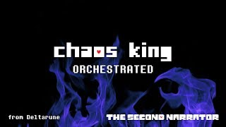 DELTARUNE Orchestrated - Chaos King