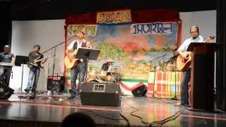 Shukhe Thako O'Amar Nandini of Zafar Iqbal- Sang by S.I.Tutul with Mashuk Rahman-Lead Guitar,