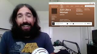 Jeff Buckley - Just Like a Woman [REACTION]