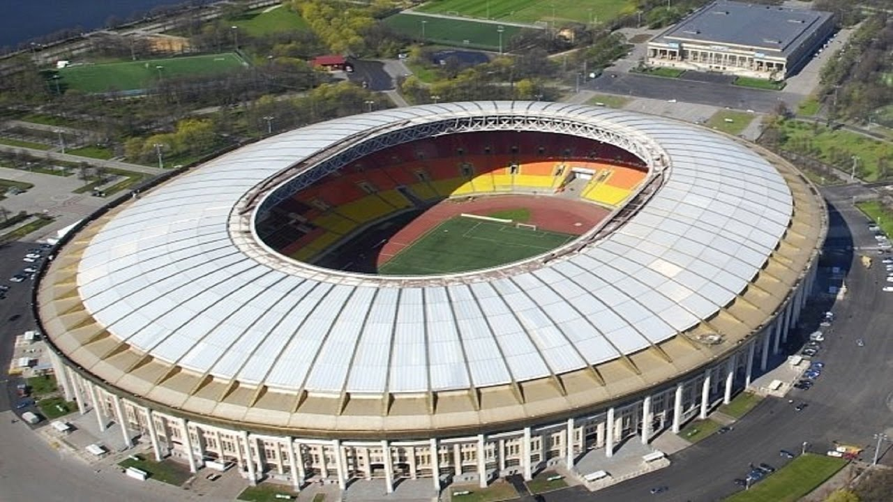 World Cup 2018 Opening Stadium
