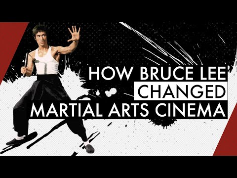 How Bruce Lee Changed Martial Arts Cinema - Part 1 | Video Essay