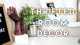 Thrifted Room Decor Haul!