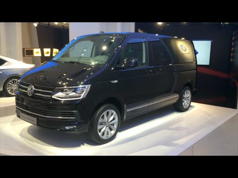 volkswagen t6 multivan business 2015 in detail review walkaround exterior youtube. Black Bedroom Furniture Sets. Home Design Ideas