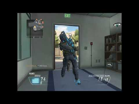 VNIX Domo Black Ops II Game Clip