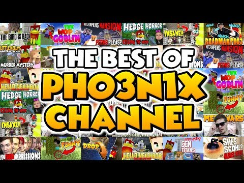 BEST OF THE PHO3N1X CHANNEL (70,000 Subscriber Special)