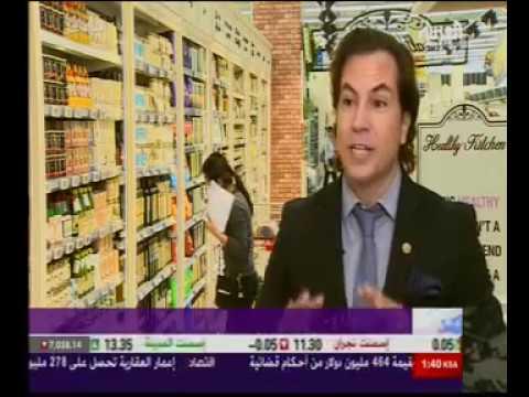 Miguel Povedano, Carrefour UAE's Executive Regional Director on Al Arabiya