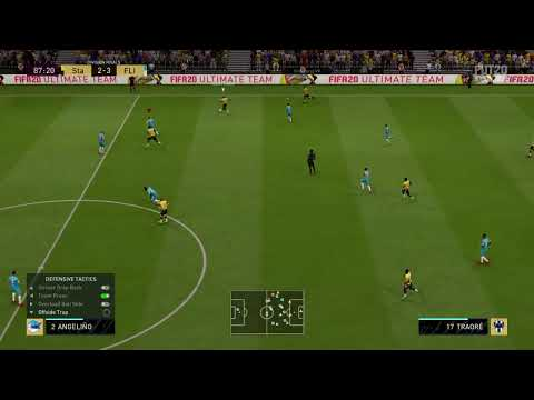 Testing How to Use 3421 Formation in FIFA 20! Livestream!