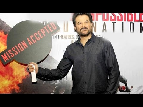 Mission Impossible 5' Movie Screening: Anil Kapoor, Parineeti Chopra &  Others