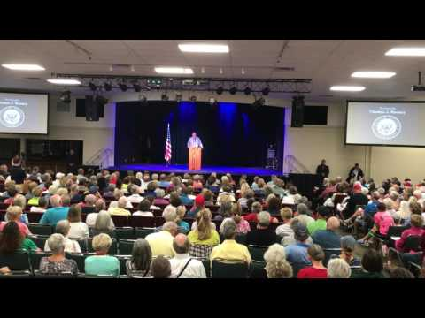 Tom Rooney town hall March 6, 2017