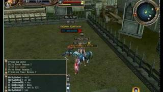 Last chaos Titan war master lv 92