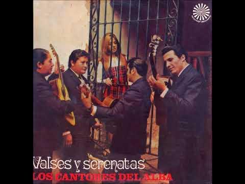 Los Cantores del Alba - Valses y Serenatas  (Vol.1)  1968