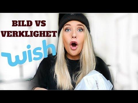 BILD vs VERKLIGHET! Wish Haul #1