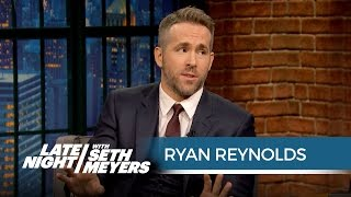 "Ryan Reynolds Played ""Let"