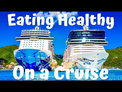 Eating Healthy ON A CRUISE!! Keto / Low Carb Diet