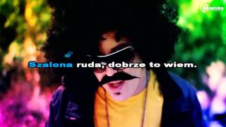 DJ DISCO Feat. MC POLO - Szalona Ruda | KARAOKE |