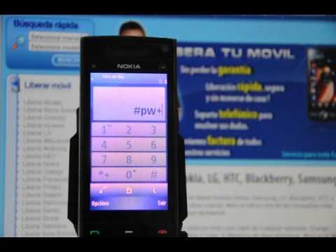 Liberar nokia x6 de movistar por c digo movical net youtube - Movical net liberar ...
