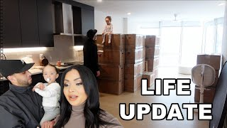 LIFE UPDATE | DIANA & JOSE