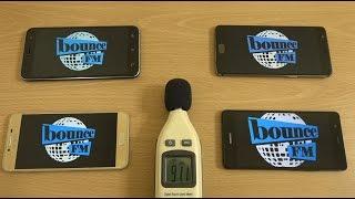 Asus Zenfone 3 vs OnePlus 3 vs Galaxy C5 vs P9 Lite - Speaker Test!