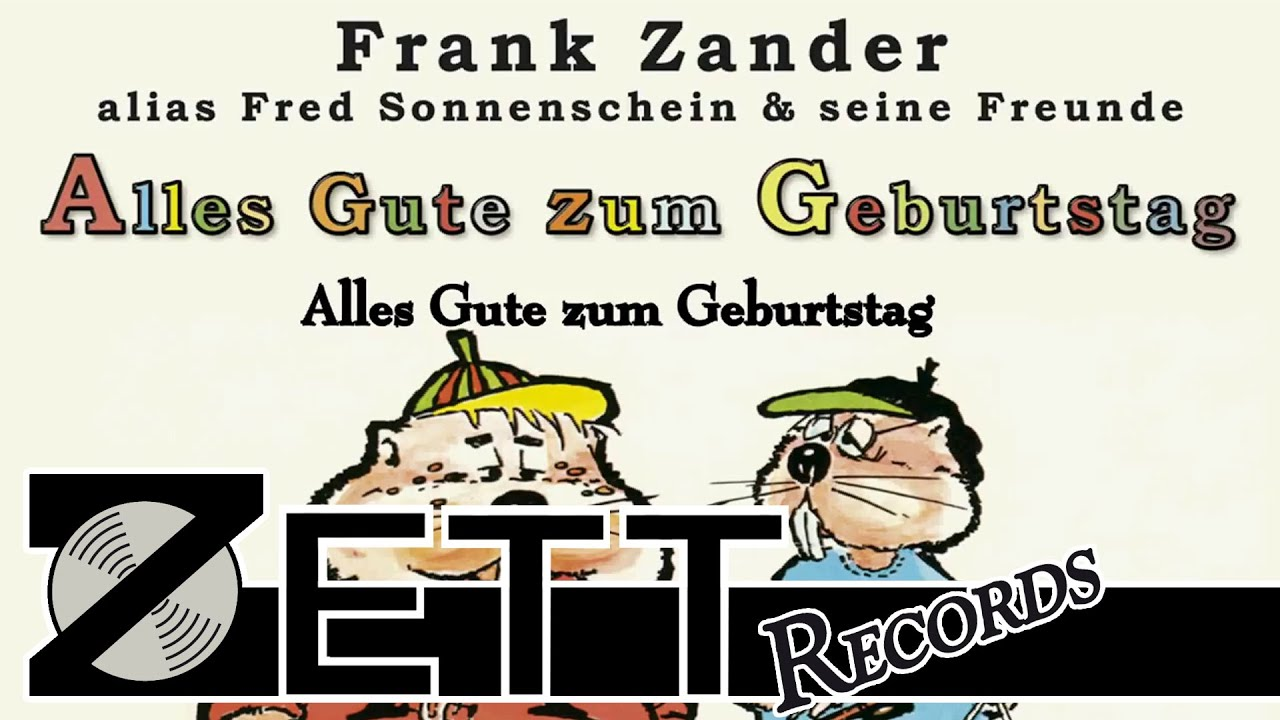 Frank Zander \