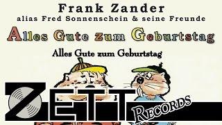 """Frank Zander """"Alles Gute zum Geburtstag"""""""