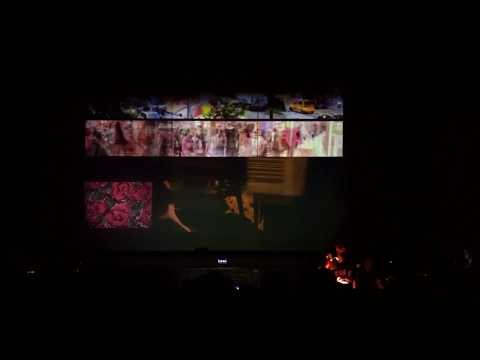 RUIDO, live cinema with live soundtrack -  ISEA 2017