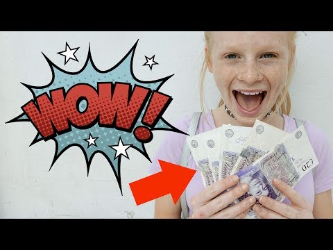 WHAT WiLL SHE BUY WITH £100?! 🤑