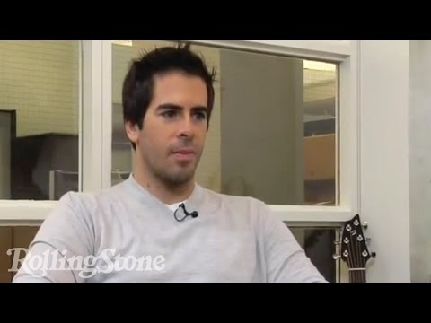 Off the Cuff With Peter Travers: Eli Roth
