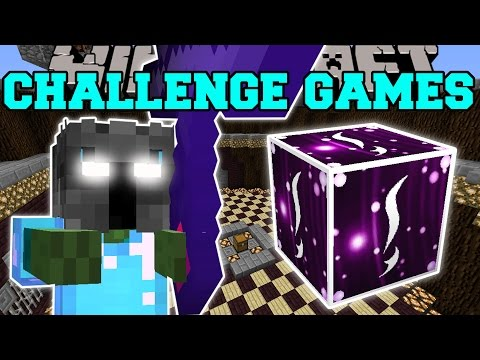 Thumbnail: Minecraft: EVIL POPULARMMOS CHALLENGE GAMES - Lucky Block Mod - Modded Mini-Game