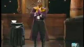 Ice McDonald on Masters of Illusion tv show QT