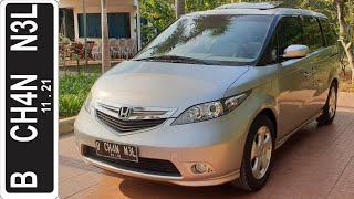 In Depth Tour Honda Elysion [RR1] (2005) - Indonesia