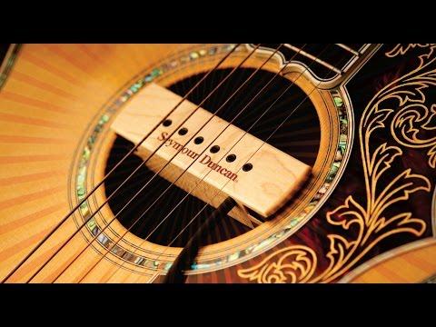 Woody Acoustic Pickups